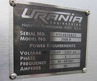 Used Urania Heat Sea