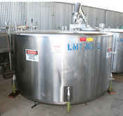 1,000 gallon Stainless Steel Mi