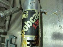 Bobcat drum pump