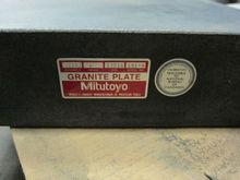 Mitutoyo granite plate