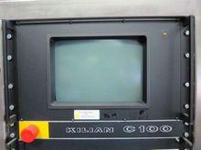 Kilian C100 Process control pan