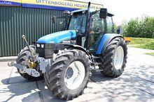 1999 New Holland TS115 SLE