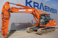 Used 2012 Doosan DX3