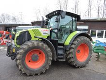 2014 Claas Arion 550