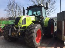 2010 Claas Arion 640