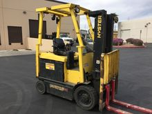 Used 2011 Hyster E50