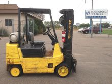 1992 Hyster S50XL