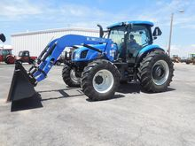 2013 New Holland T6.175