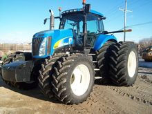 Used 2008 Holland T8