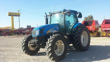 2013 New Holland T6070