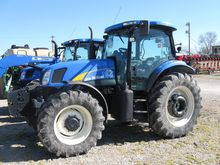 2007 New Holland T6070 PLUS