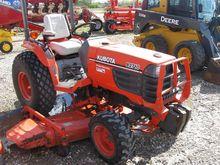 2002 Kubota B2710HSD