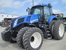 2014 New Holland T8.275