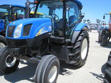 2009 New Holland T6020