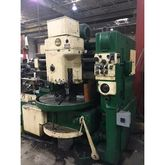 Fellows 36-6 Gear Shaper, Diam,