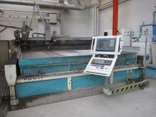 CNC Wasserstrahlanlage Waricut