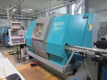 1997 CNC Drehmaschine Index G 2
