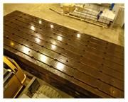 T-Slotted Floor Plate 20 ft x 8