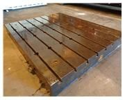 T-Slotted Floor Plate 10 ft x 8