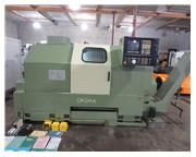 1996 96 OKUMA LB-25 LB25 CNC LA