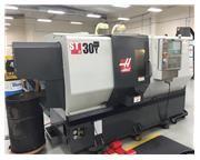 2011 Haas ST-30Y CNC Lathe w/ L
