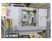 2007 Haas EC-1600, Haas CNC Con