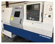 2005 Doosan Puma 240MC CNC Live