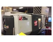 2011 HAAS ST20SST Turning Lathe