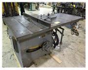 "Tannewitz Model U 14"" Table, Sa"