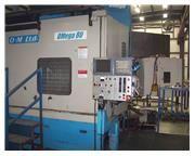 2007 O-M LTD Omega 80 CNC VTC,