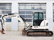 Used 2007 Terex TC75