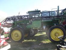 2011 John Deere 4830