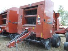 Used 2009 AGCO 5546A
