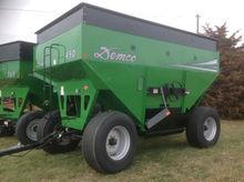 New 2015 Demco 450 i