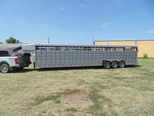 2017 Travalong Trailers 36' Sto