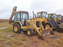 Used Deere 300D in A