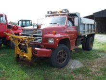 Used 1986 Ford F700