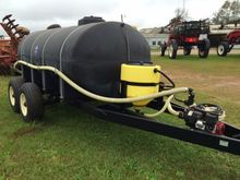 Ag Spray NURSE TRAILER