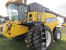 2013 New Holland CR7090