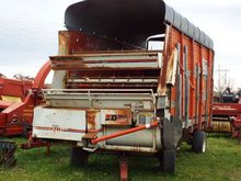 Misc DION HAY ,FORAGE WAGON