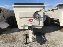 Used Kuhn Knight 814
