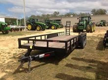 2015 Transport Trailers New Cal