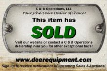 2013 John Deere 698