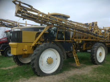 Used 2009 AGCO SS884
