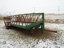 Used Hay Feeder in S
