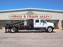 New 2015 Ford F750 X