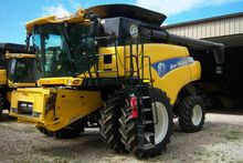 Used 2010 Holland CR