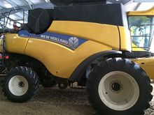 2012 New Holland CR6090