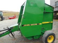Used John Deere 335