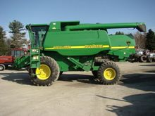 Used John Deere 9550